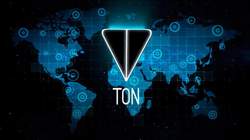 Ton Telegram kripto para