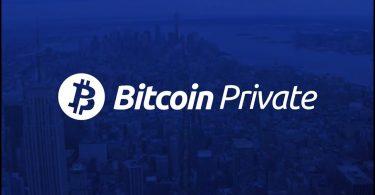 bitcoin-private-nedir
