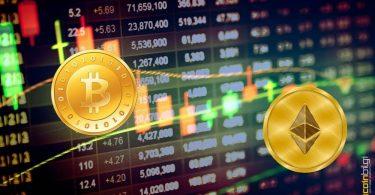 Bitcoin Ethereum z raporu