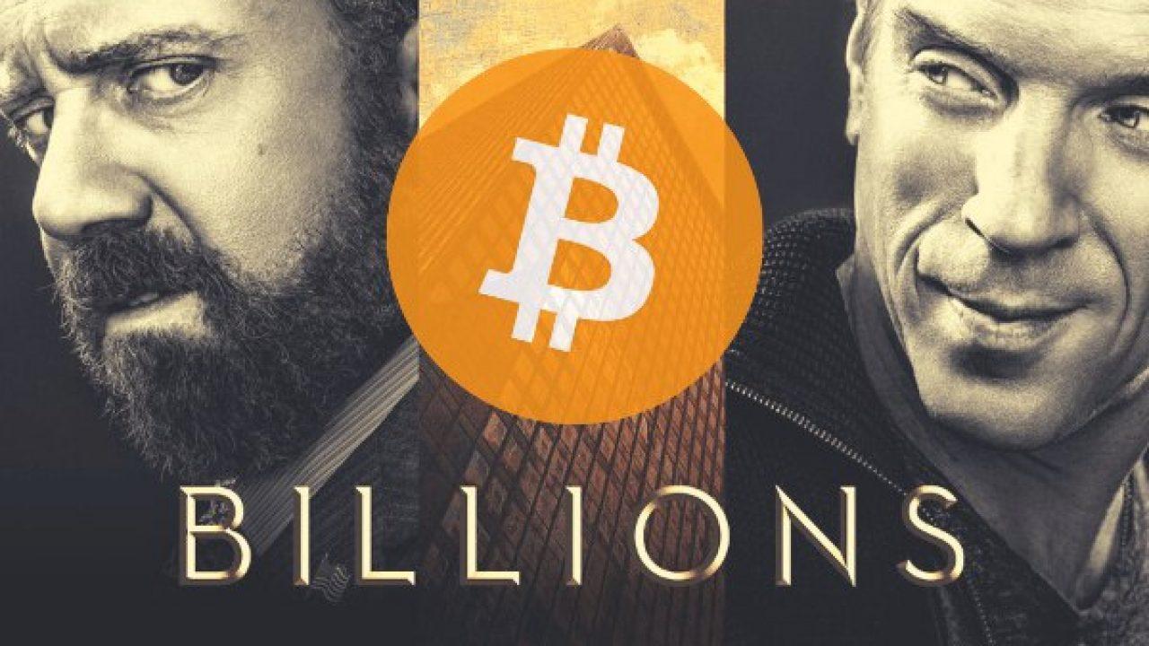 Popüler Wall Street Draması Billions'da Gündem Bitcoin