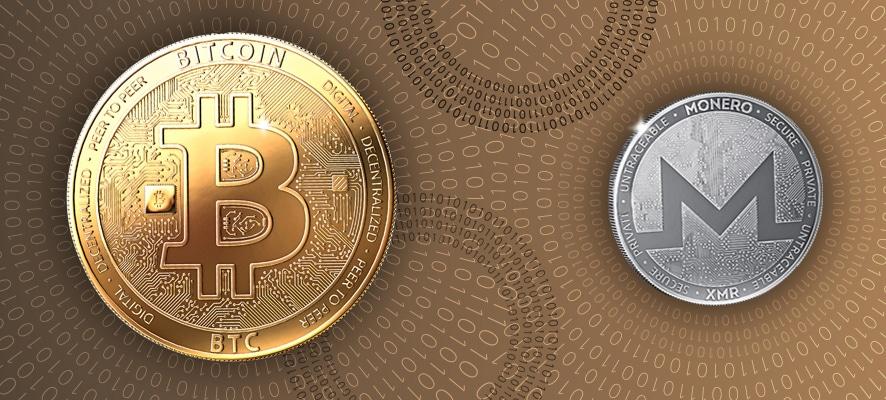 Monero-vs-Bitcoin