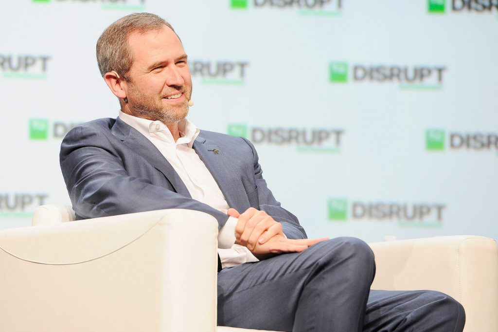 ripple brad garlinghouse
