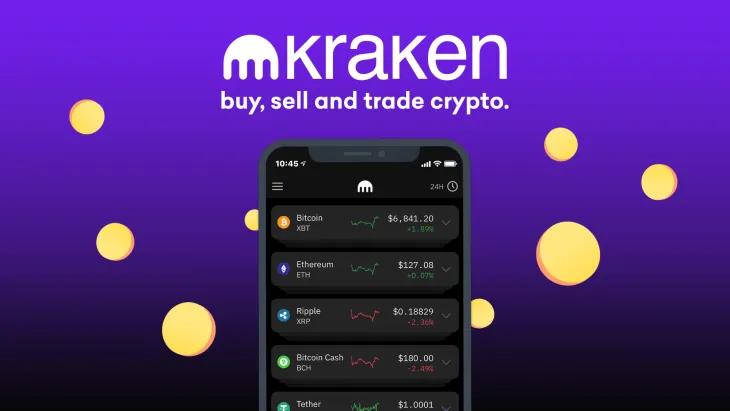Kraken-Mobile-uygulaması